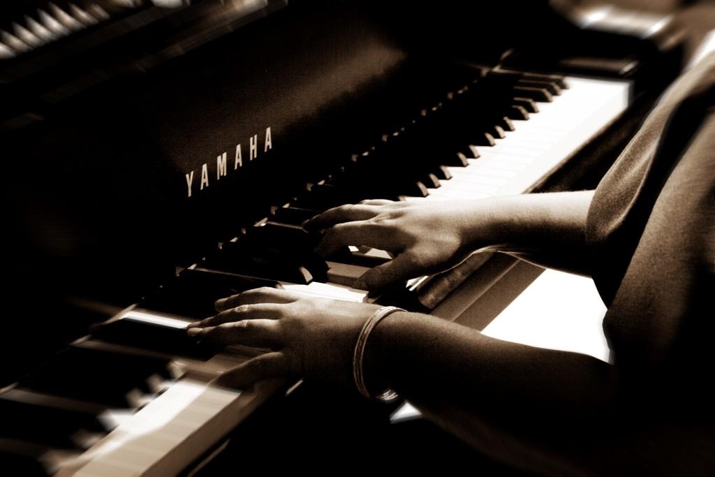 Фортепіано й діти