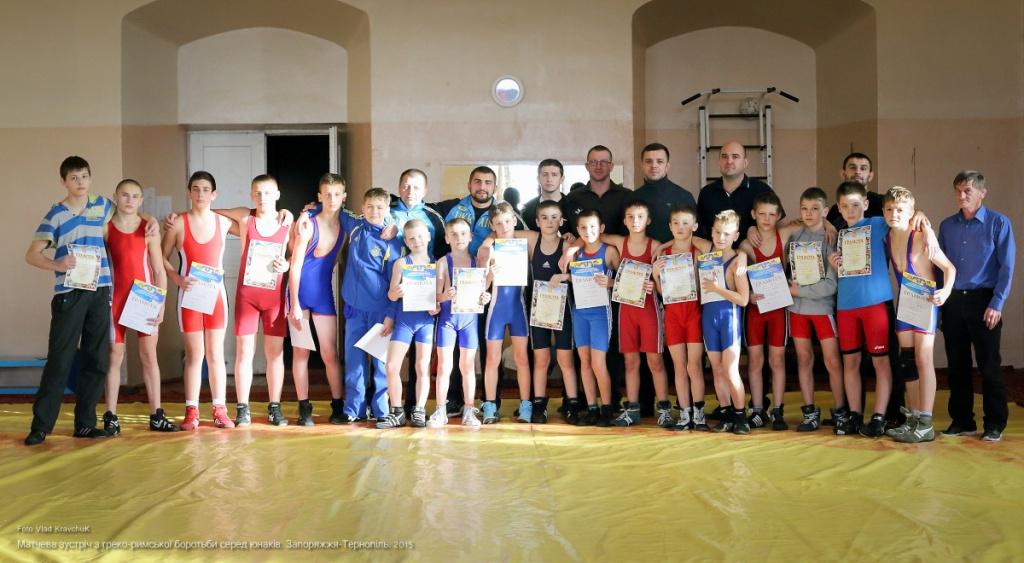 Готуючись до всеукраїнського