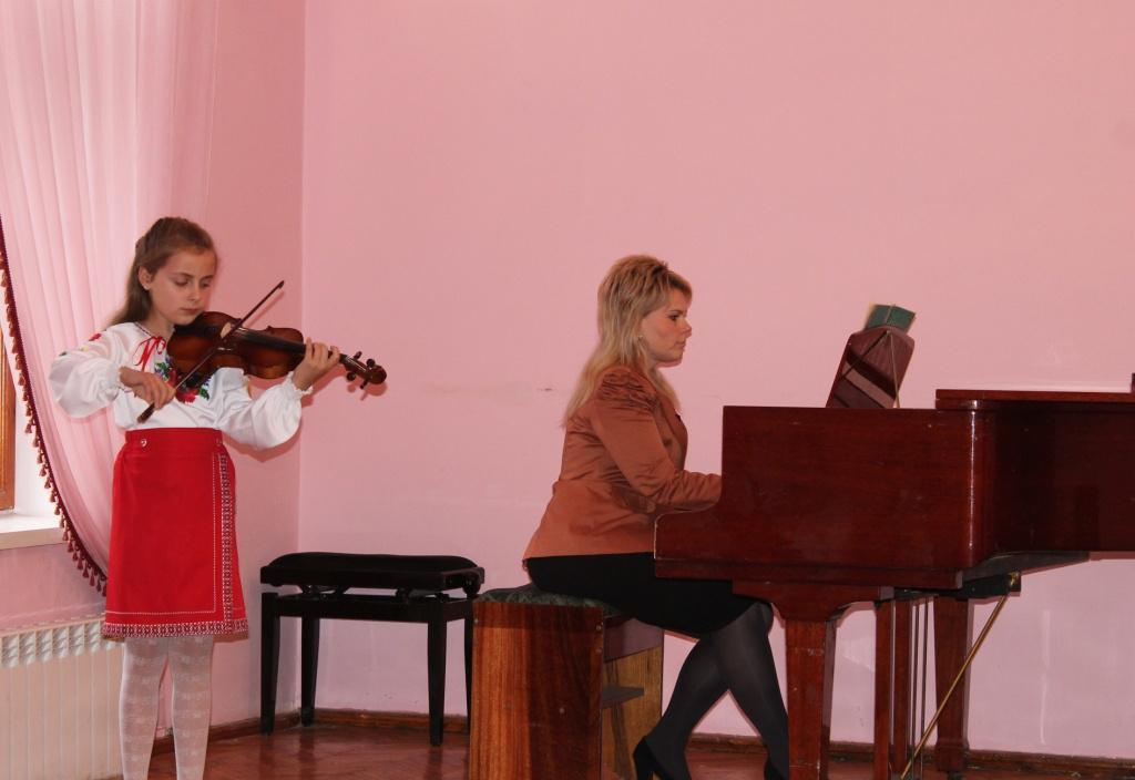 Конкурс юних скрипалів — крок до мрій
