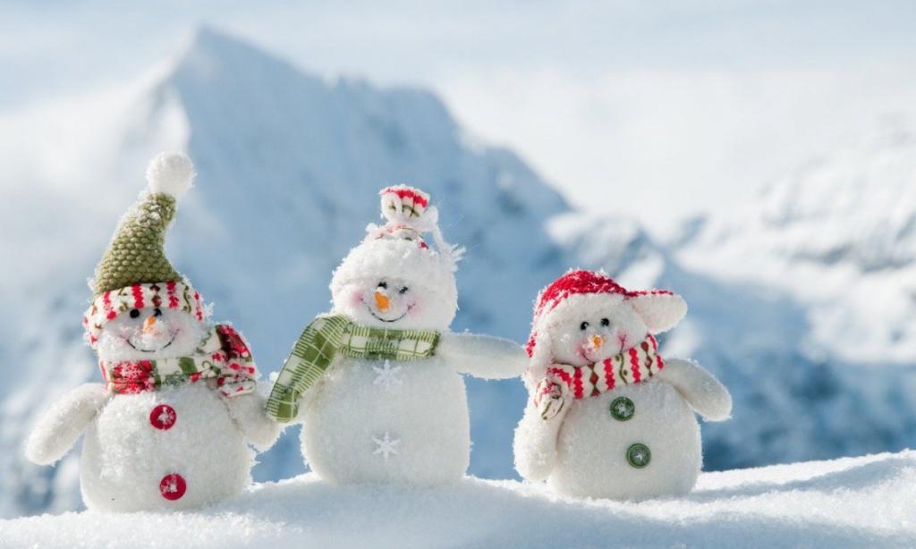 Чи сніг є святом?