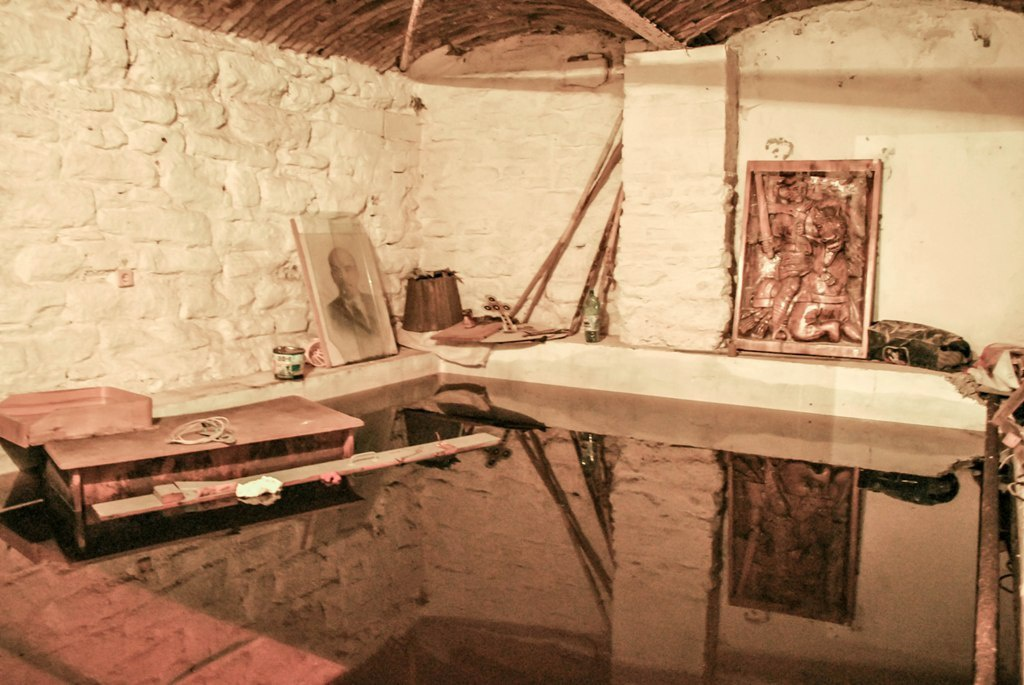 У Тернополі затопило музей політв'язнів