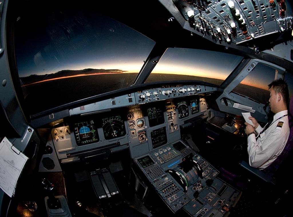 Світ очима пілота
