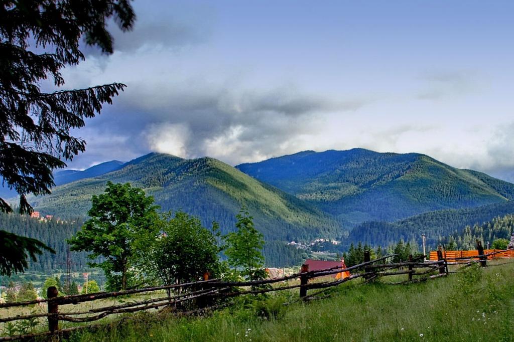 Українські Карпати – краса високих гір