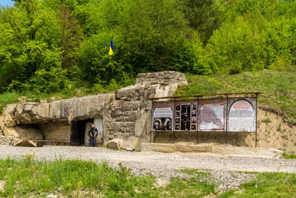 Таємниця закарпатського «Бункера»