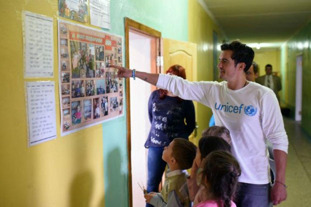 ЮНІСЕФ: понад півмільйона дітей на Донбасі потребують допомоги