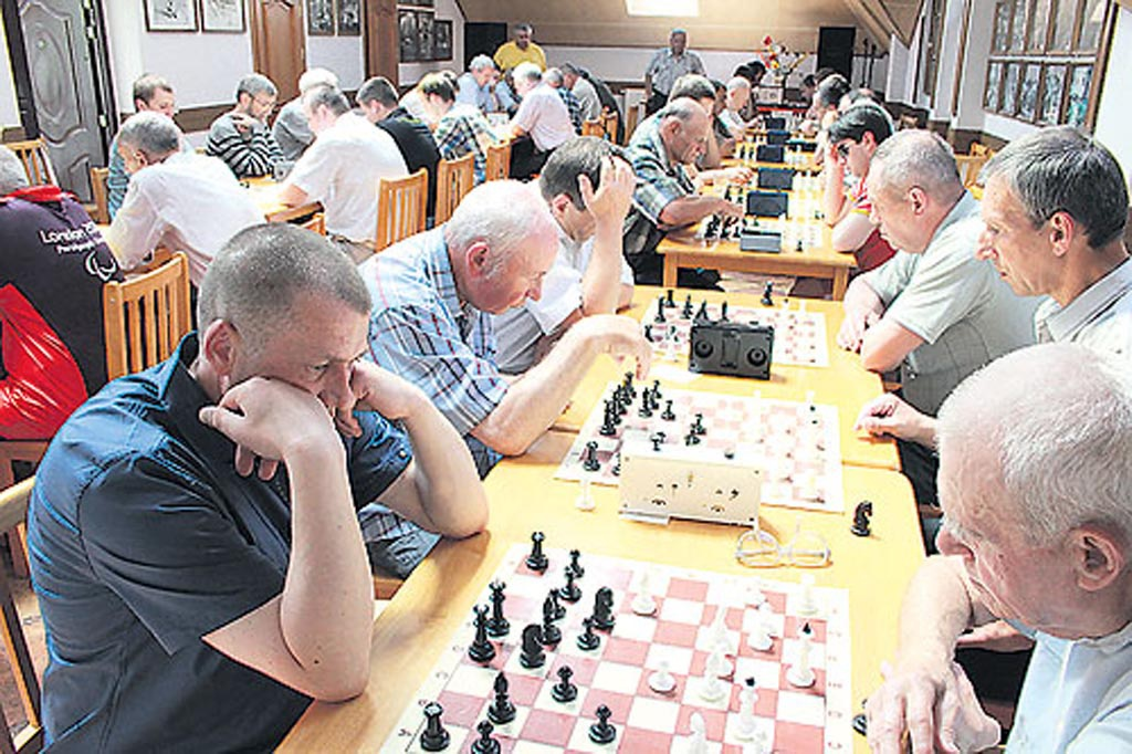 До уваги шахістів!