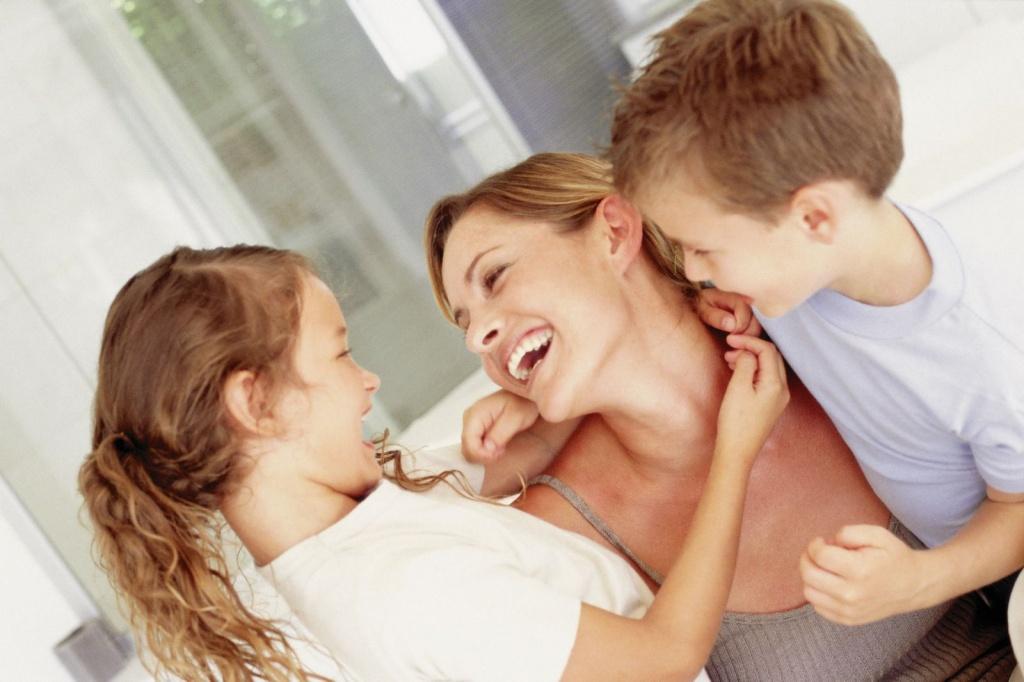 Як діти визволяли маму