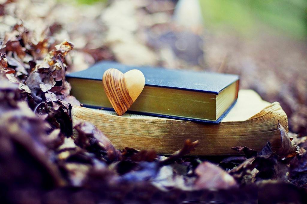 Книжкові смаколики у літню пору