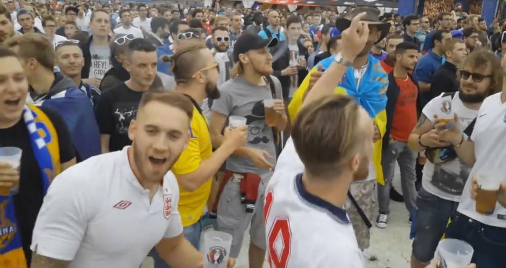 Євро-2016: у Франції затримали 12 вболівальників перед матчем Польща-Україна