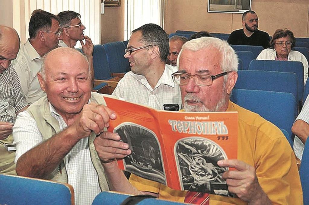 Богдан-Роман ХАВАРІВСЬКИЙ: «Усі ми будемо в архіві»