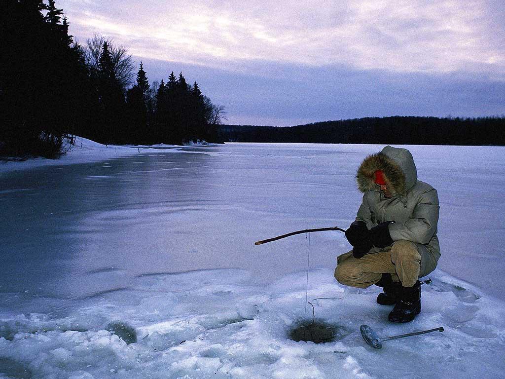 На вилов риби на зимувальних ямах встановлено заборону