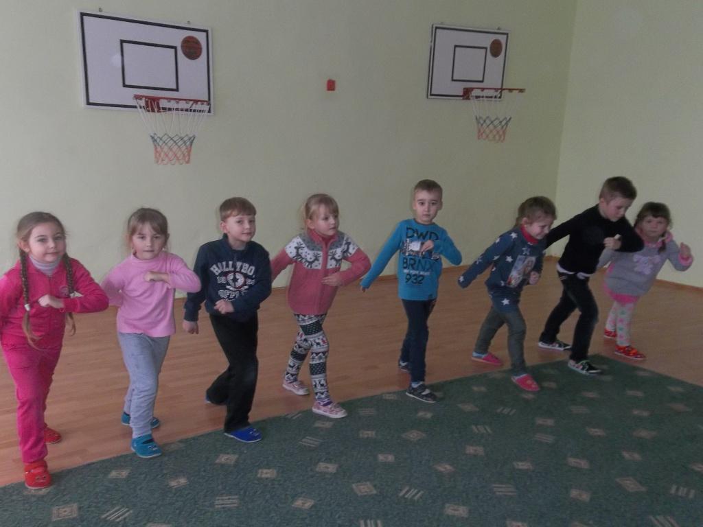 Змалечку — до занять фізкультурою