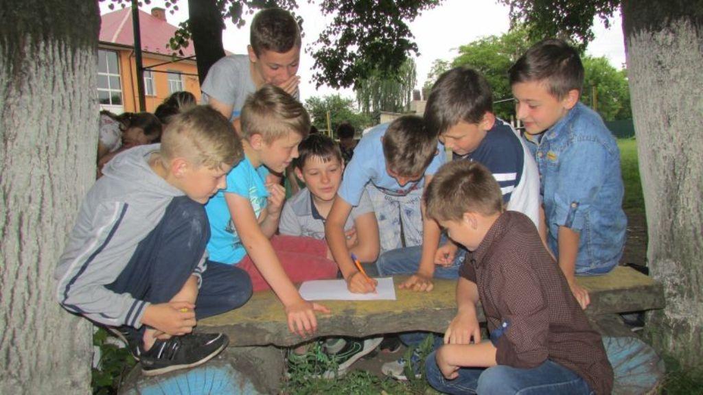 Профорієнтація у літніх таборах відпочинку школярів