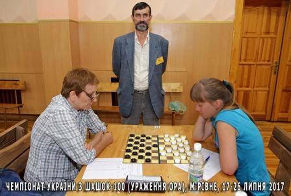 Віце-чемпіонка — з Бережан