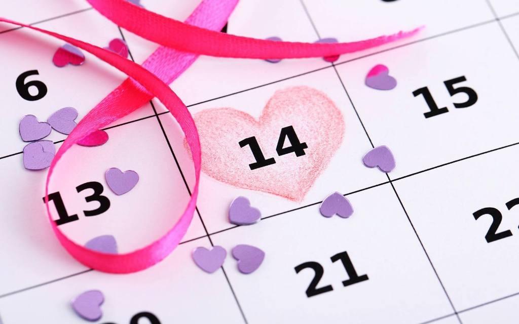 День святого Валентина у різних країнах світу