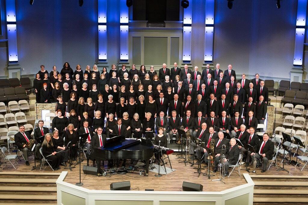 Перед тернополянами виступить хор із Арканзасу