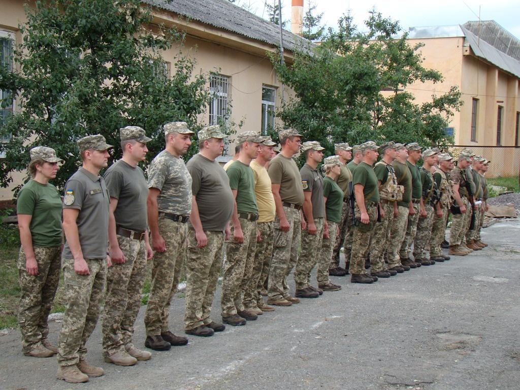 Тернопільські військовослужбовці вирушили до Попасної