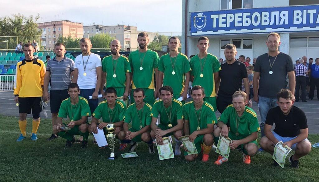 У День Незалежності — фінал районного кубка