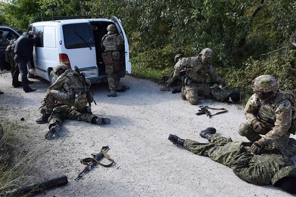 На Тернопільщині тривають планові антитерористичні навчання