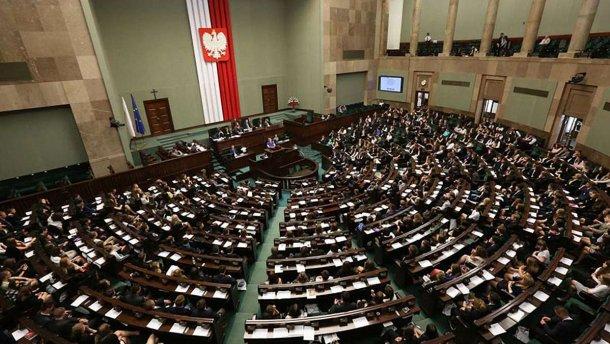 У Польщі владна партія зберегла більшість у Сеймі