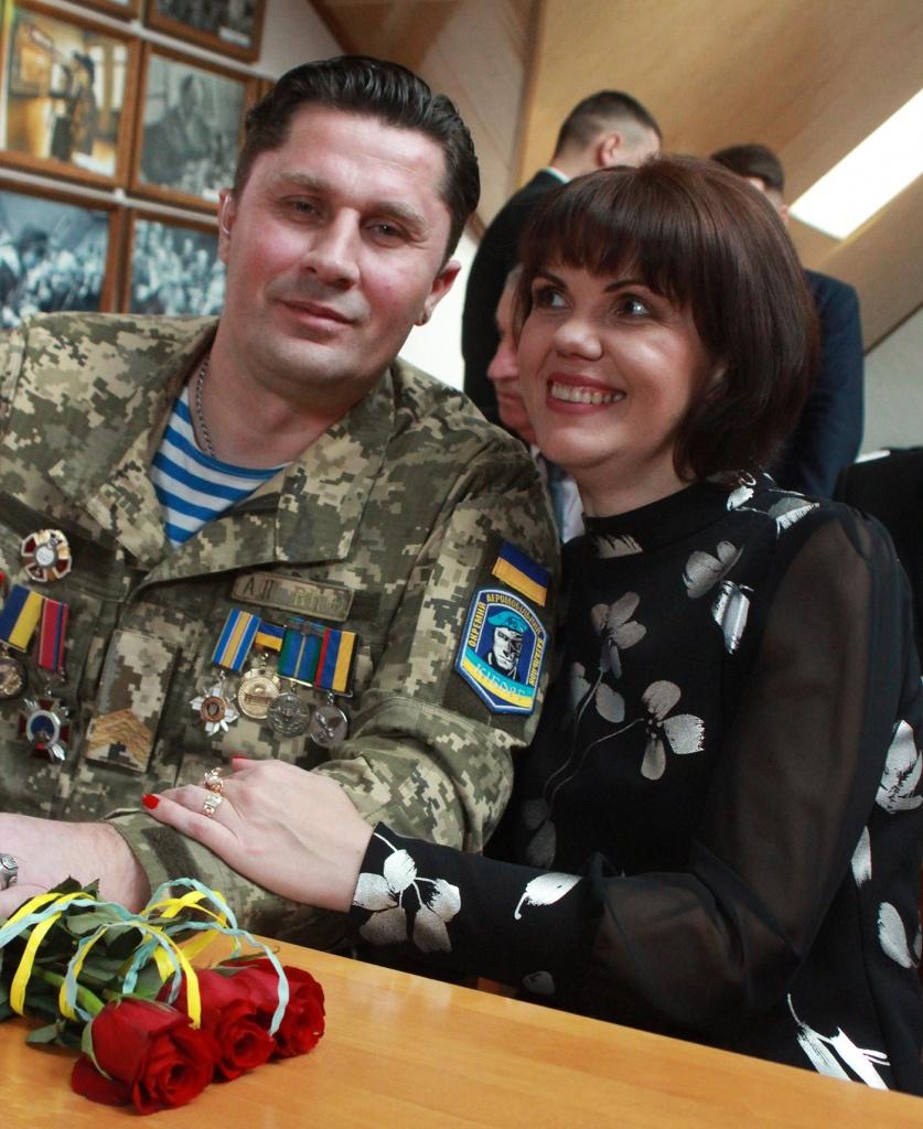 Людина року-2019. Віталій ЗВАРИЧ: «Я мав вижити, бо дав обіцянку синові»