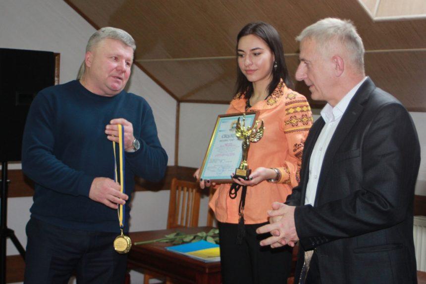 Лауреат конкурсу «Людина року-2019» Дмитро ПІДРУЧНИЙ