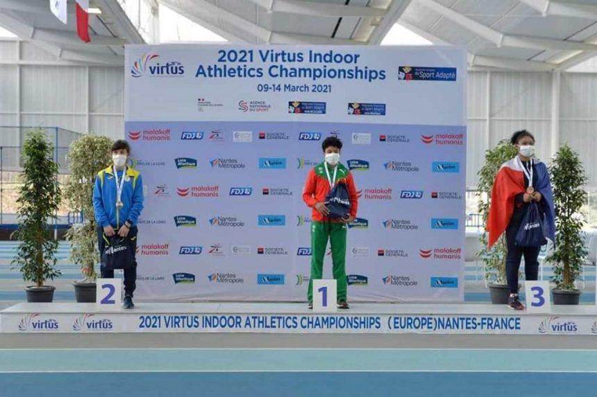 Дві подруги, дві призерки європейської першості