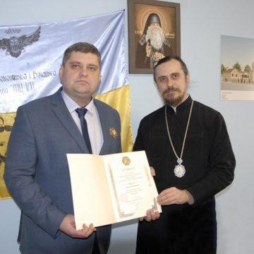 Медика з Тернополя нагородили орденом Святого Пантелеймона