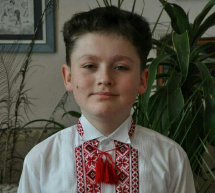Юний митець із Підгаєччини переміг у всеукраїнському конкурсі