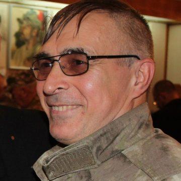 «Фронтовий Кобзар» від Сергія Пущенка