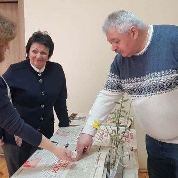 Великодні вітання провідних діячів української церкви і Степана Бандери