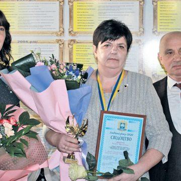 Лауреат конкурсу «Людина року-2020» Тетяна ДМИТРІВ: «Мені дуже дорога сім'я. Але залишаю все, коли кличуть на допомогу»