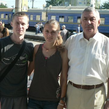 Сімейний тріумф на командному чемпіонаті України