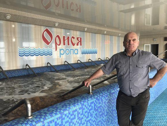 «Цілюща» вода на Гусятинщині — «джерело здоров'я й насолоди…»