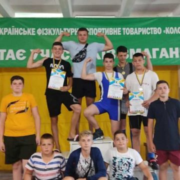 Щедрий медальний ужинок у Скадовську