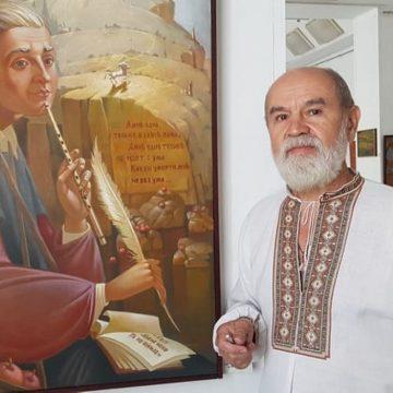 Богдан ТКАЧИК: «Поети пишуть пером, а я — пензлем»