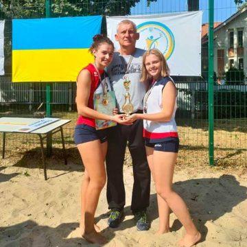 У наших землячок «бронза» чемпіонату України